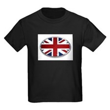 Union Jack Oval T-Shirt