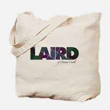 Laird of Dunans Castle Tote Bag