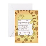 Cancer patients Greeting Cards