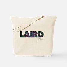 Laird of Dunans Tote Bag