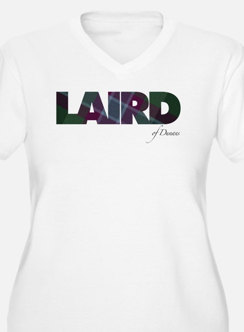 Laird of Dunans Plus Size T-Shirt
