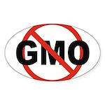 No GMO! Sticker