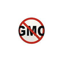 No GMO! Mini Button (10 pack)