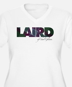 Laird of Chaol Ghleann Plus Size T-Shirt