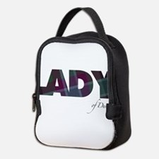 Lady of Dunans Neoprene Lunch Bag