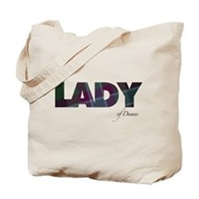 Lady of Dunans Tote Bag