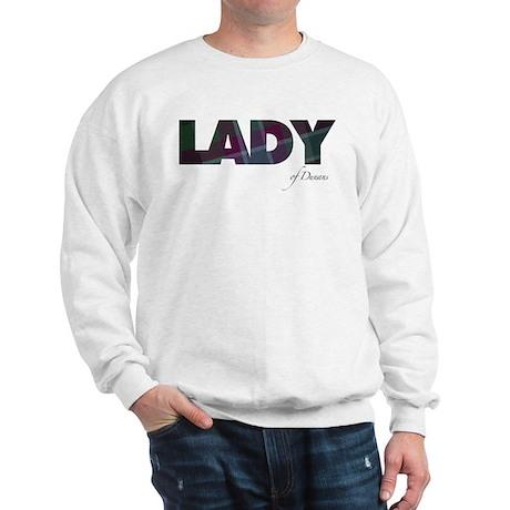 Lady of Dunans Sweatshirt