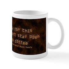 I need some coffee - Mug
