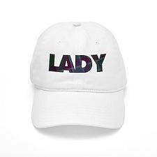 Lady Baseball Baseball Cap