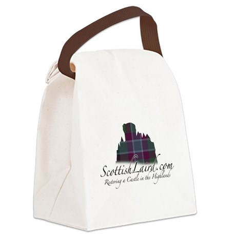 ScottishLaird.com Canvas Lunch Bag