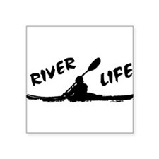 River Life Sticker
