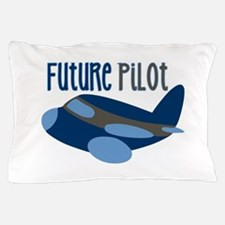Future Pilot Pillow Case