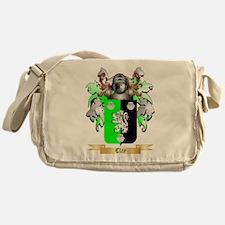 Clay Messenger Bag