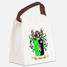 Clay Canvas Lunch Bag