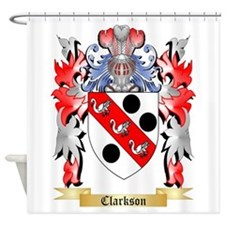 Clarkson Shower Curtain