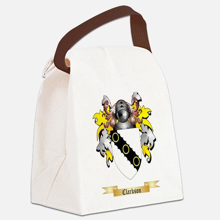 Clarkson 2 Canvas Lunch Bag