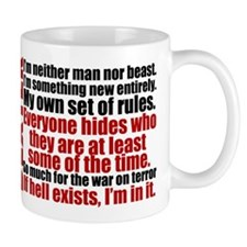 Dexter Quotes Mug