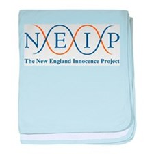 New England Innocence Project baby blanket