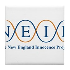 New England Innocence Project Tile Coaster
