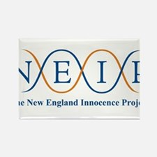 New England Innocence Project Rectangle Magnet