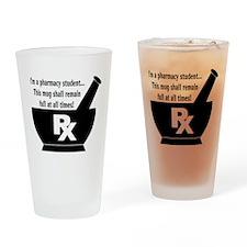 Pharmacy Student Mug Drinking Glass