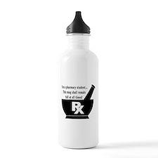 Pharmacy Student Mug Water Bottle