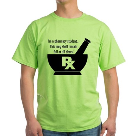 Pharmacy Student Mug T-Shirt