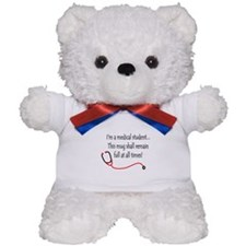 Medical Student Mug Teddy Bear