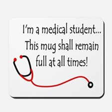 Medical Student Mug Mousepad