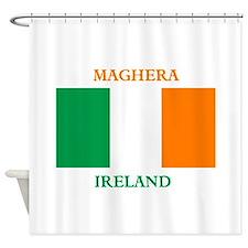 Maghera Ireland Shower Curtain