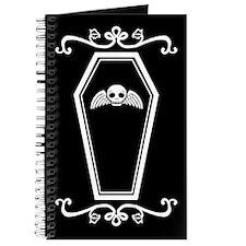 Cute Coffin Journal