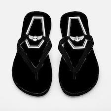 Cute Coffin Flip Flops