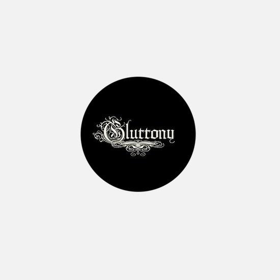 7 Sins Gluttony Mini Button