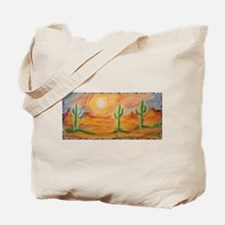 Desert, scenic southwest landscape! Tote Bag