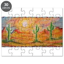 Desert, scenic southwest landscape! Puzzle