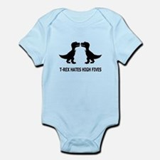 T-Rex Hates High Fives Infant Bodysuit