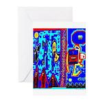Nun - Nun The Wiser by Brett  Greeting Cards (Pack