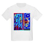 Nun - Nun The Wiser by Brett  Kids T-Shirt