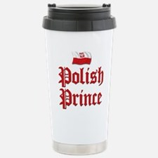 Polish Prince 2 Travel Mug