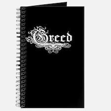 7 Sins Greed Journal