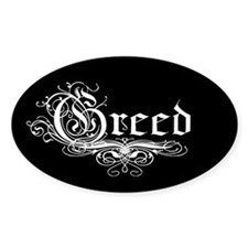 7 Sins Greed Decal