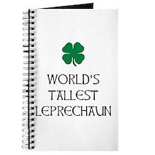 Tallest Leprechaun Journal