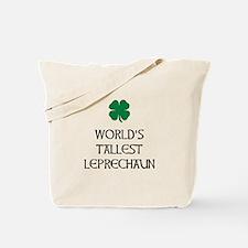 Tallest Leprechaun Tote Bag