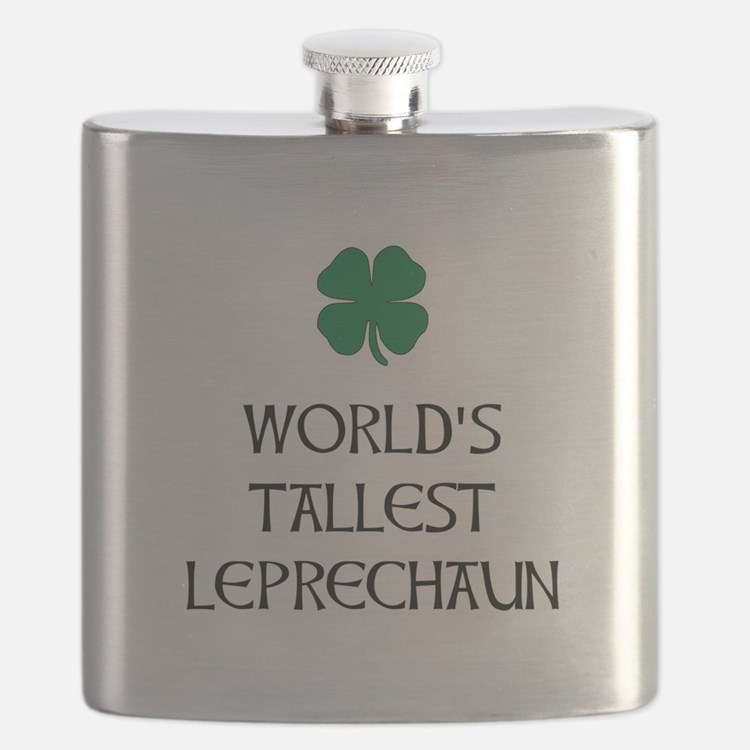 Tallest Leprechaun Flask