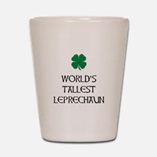 Tallest Leprechaun Shot Glass