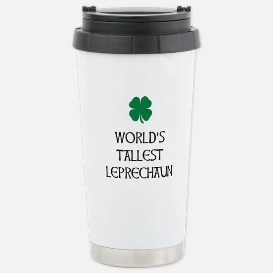 Tallest Leprechaun Travel Mug