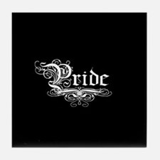 7 Sins Pride Tile Coaster