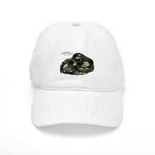 Eastern Indigo Snake Baseball Cap