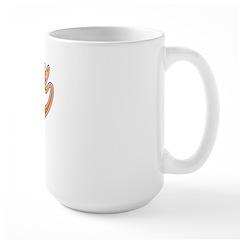 Softball Large Mug