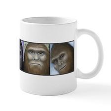 Bigfoot Collage Mug
